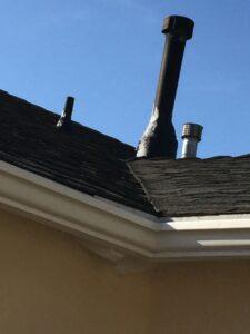 Sealing roof jacks