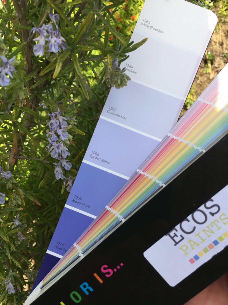 ECOS Paint color inspiration