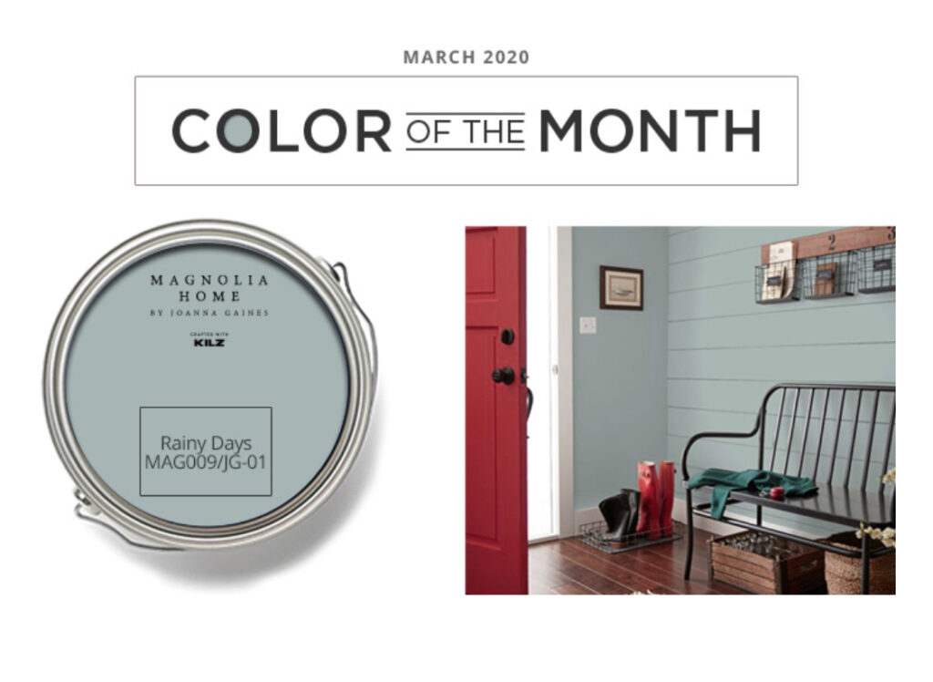 clark+kensington color of the month