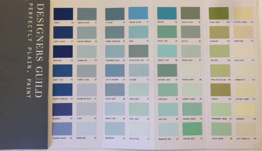 Designers Guild Colors