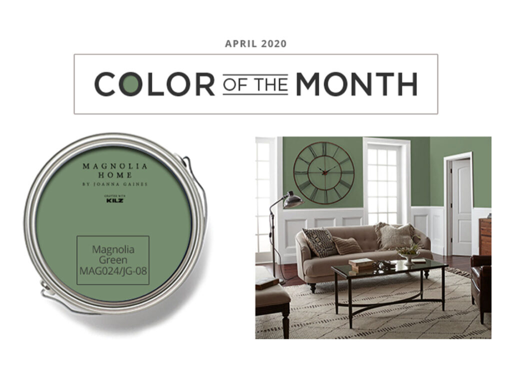 Ace Hardware Color of the Month