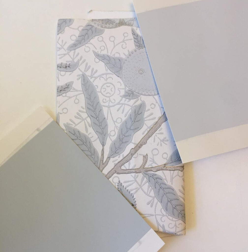 Color Matching to Wallpaper