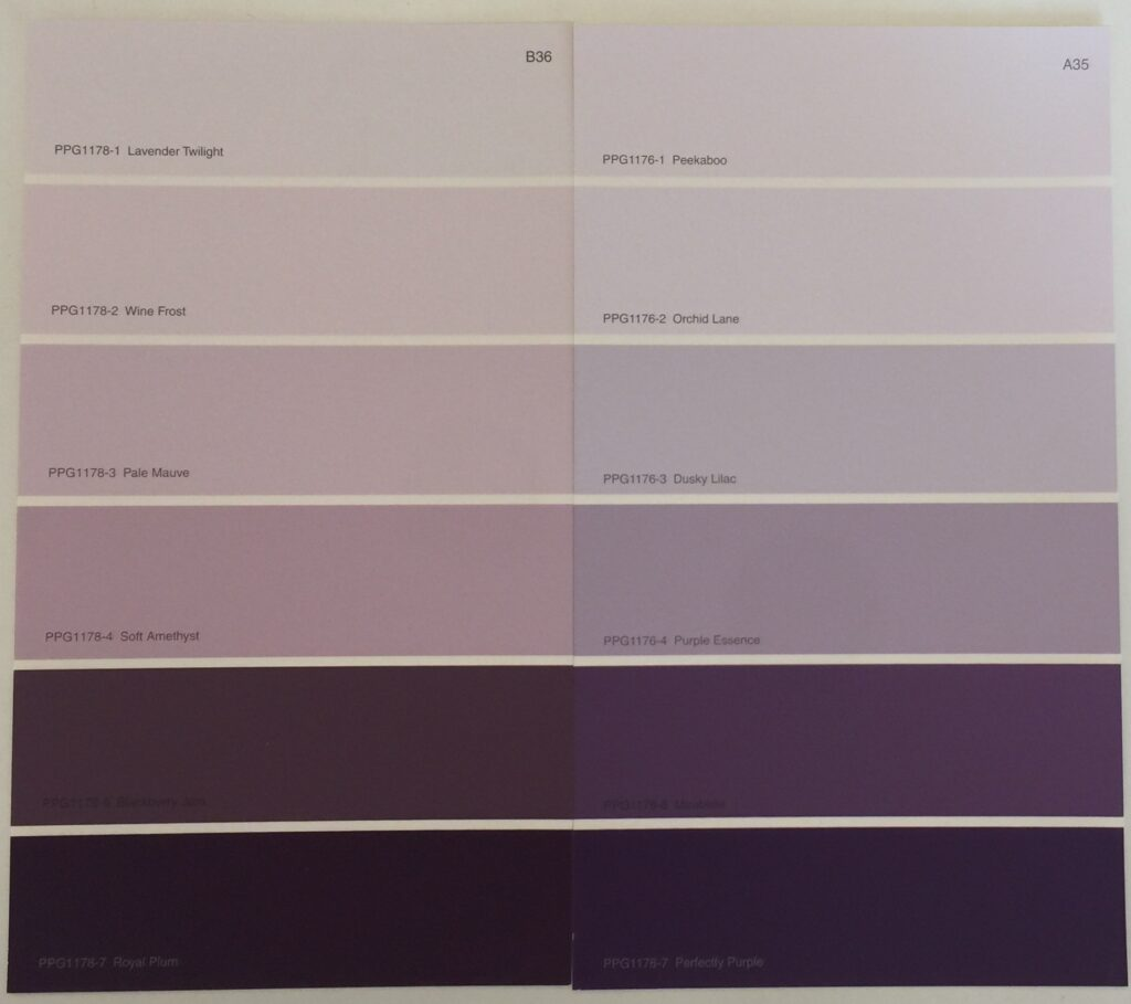 PPG Colors