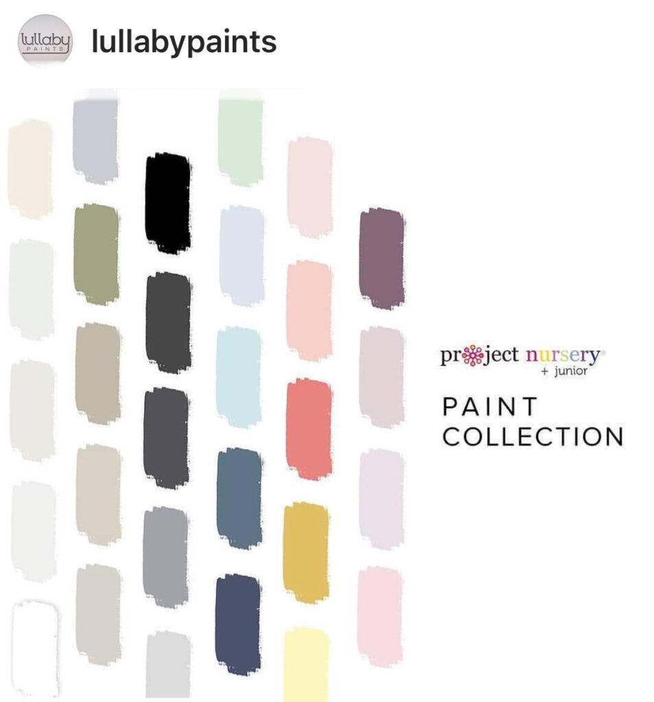 ECOS Paint Lullaby Collection