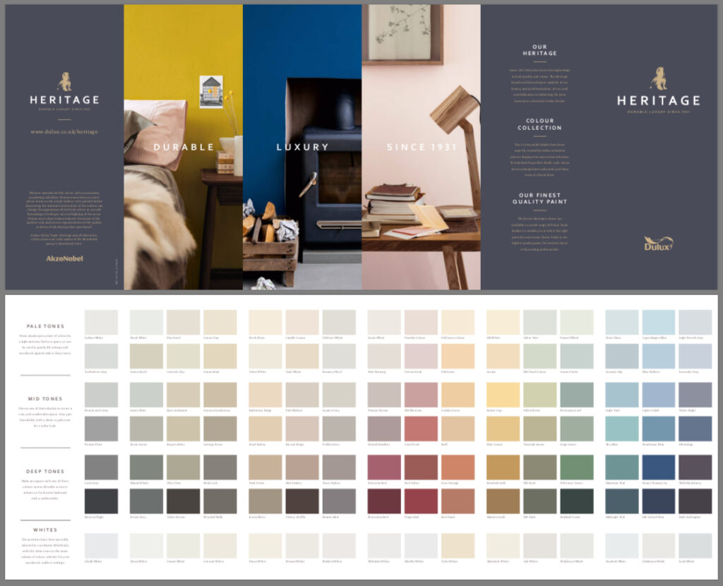 Dulux Heritage Collection