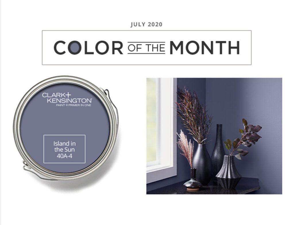 Clark+Kensington color trends