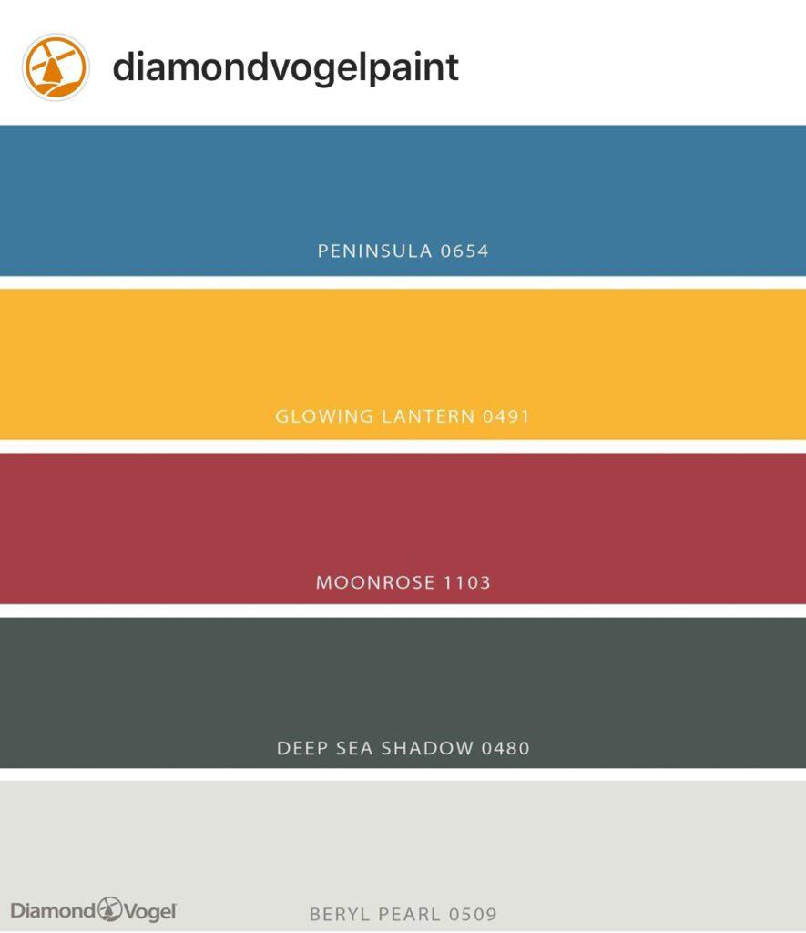 Diamond Vogel Palette