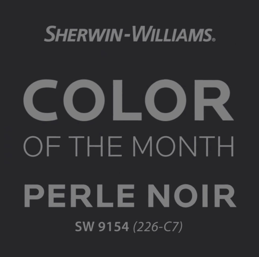 Sherwin Williams Color of the Month