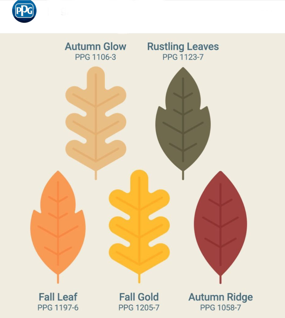 PPG Fall Colors
