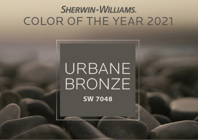 Sherwin Williams 2021 COTY