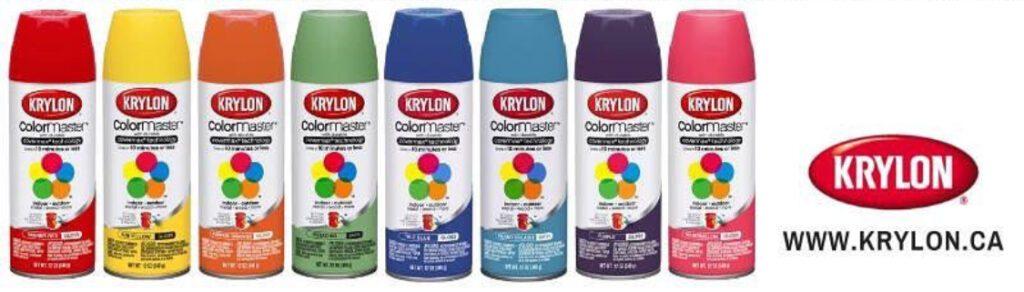 Krylon Colors