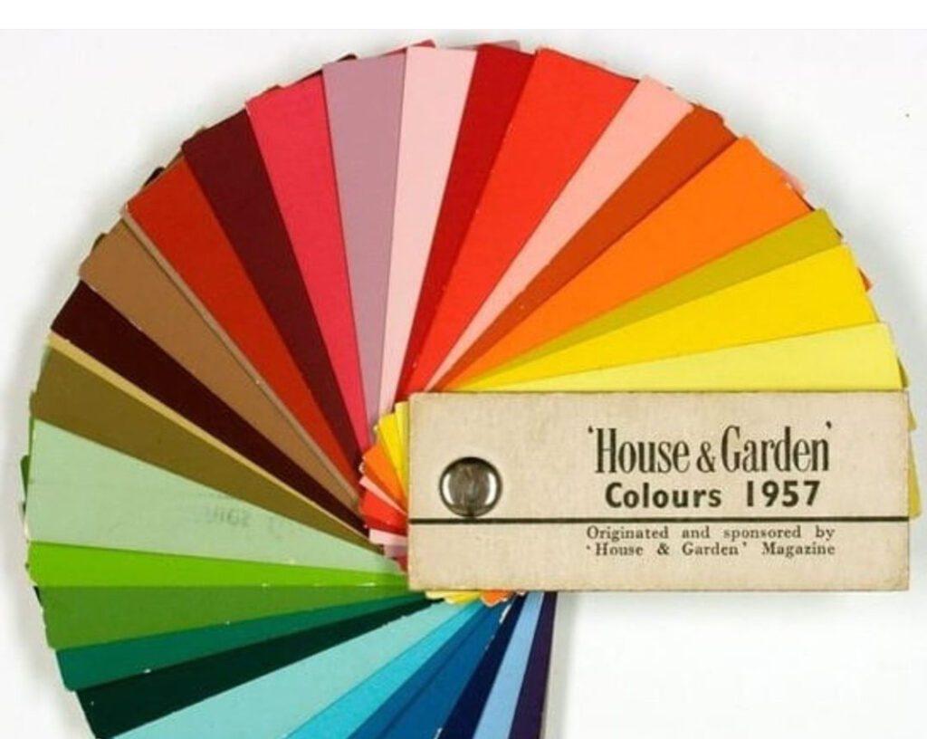 House & Garden Colors