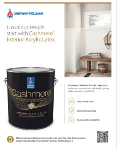 Sherwin Williams Cashmere