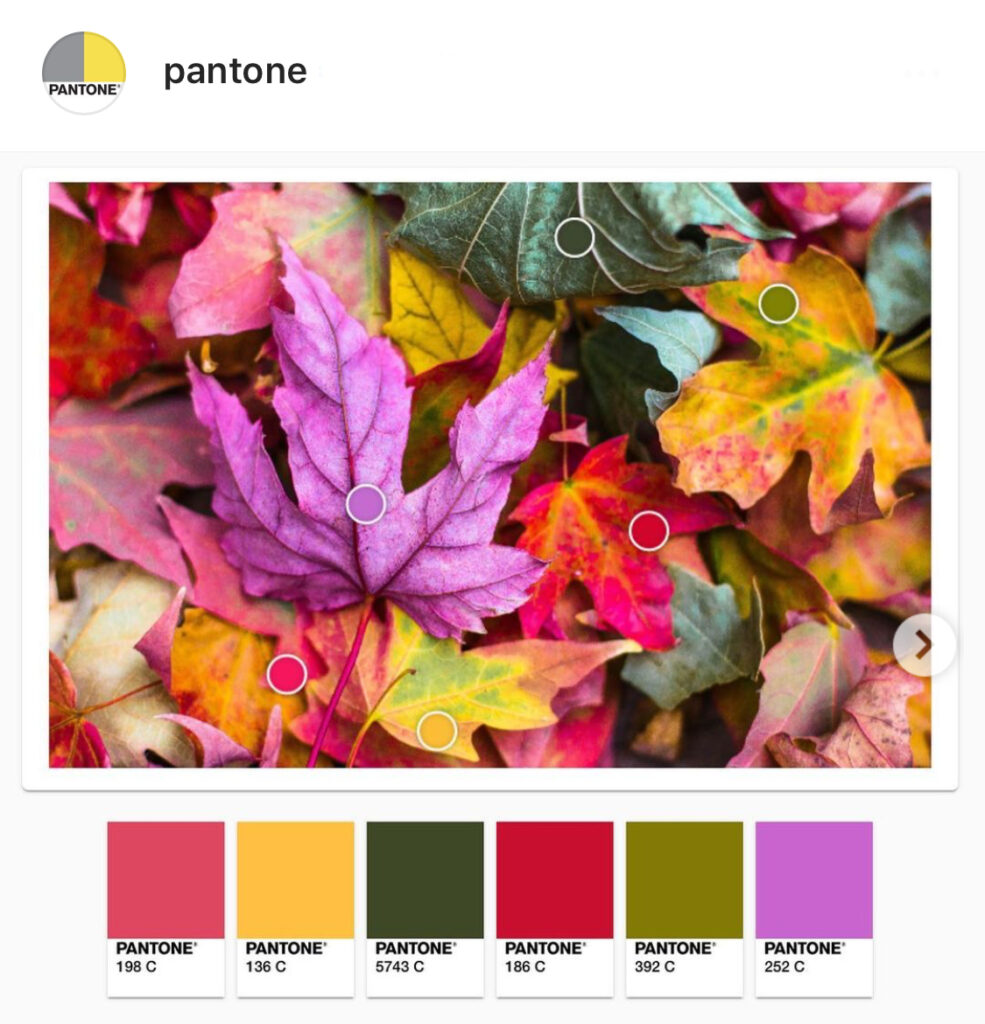 Pantone Colors