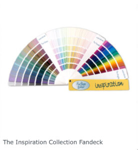 Fine Paints of Europe Inspiration Colors