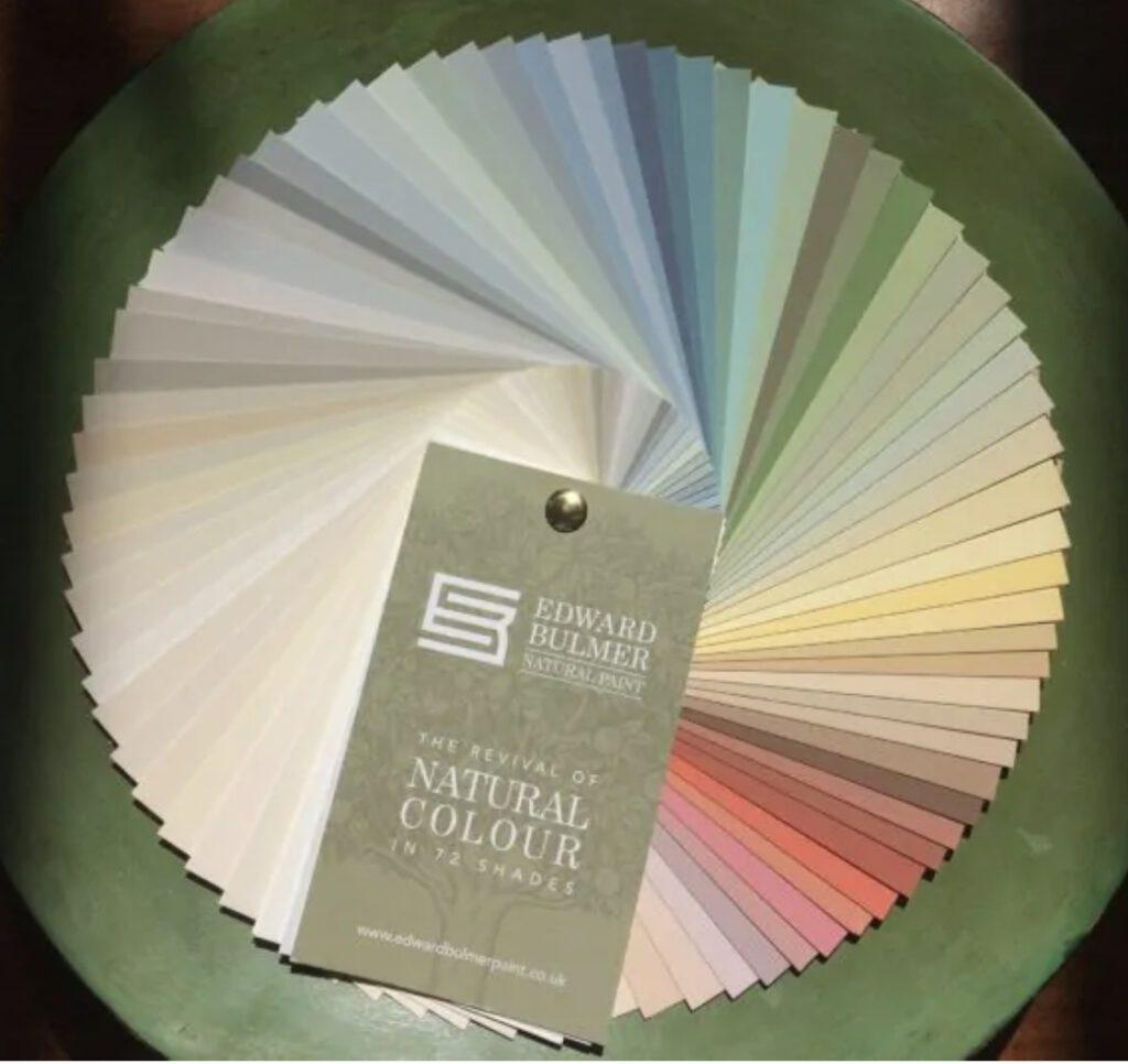 Edward Bulmer Natural Colors