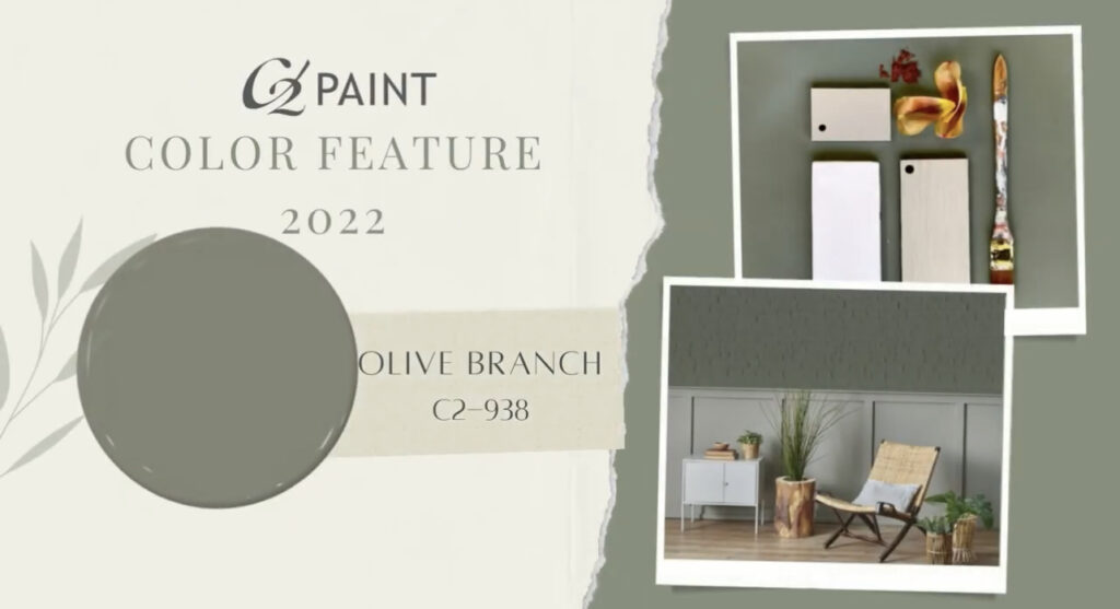 C2 Paint 2022 Color of the Year