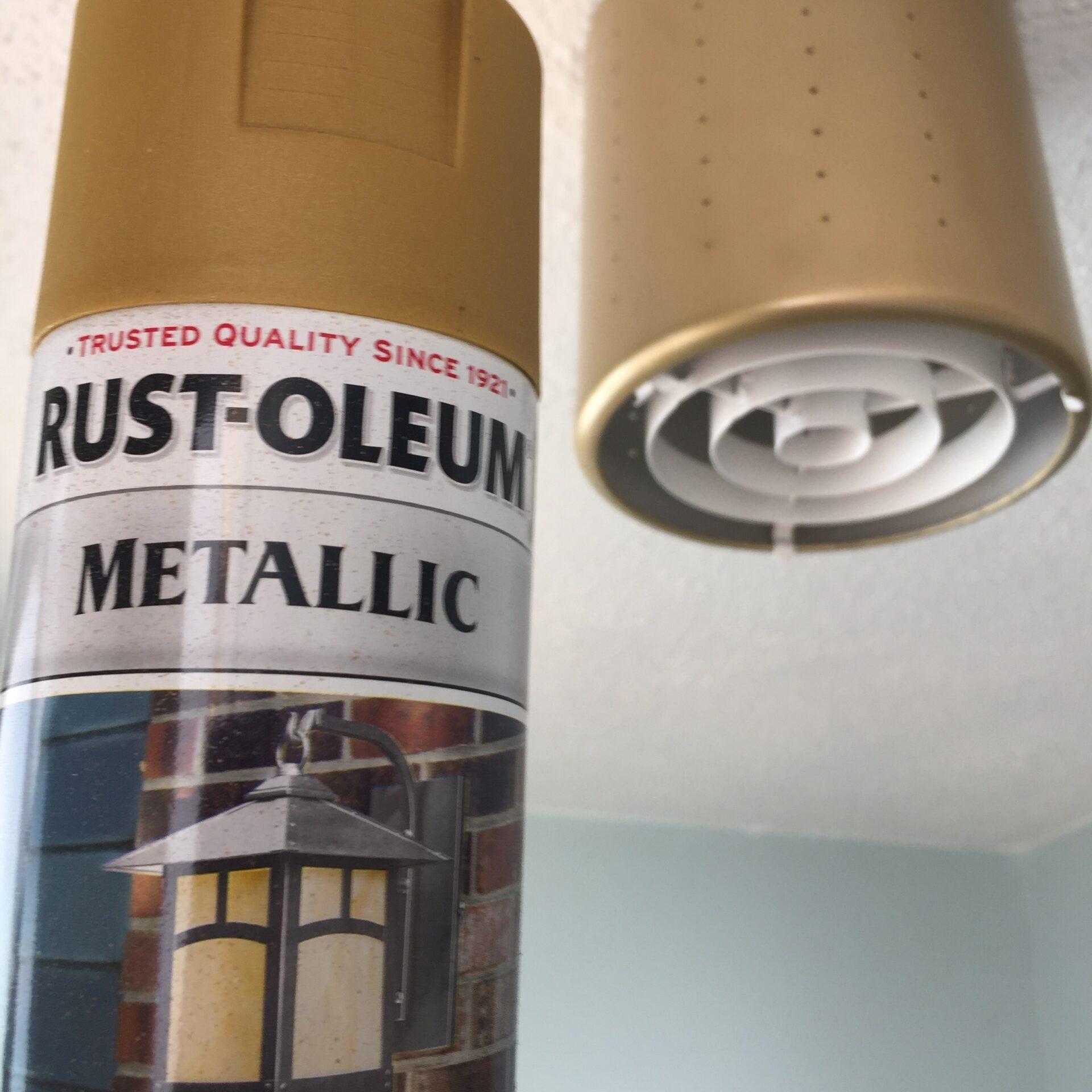 Rust-oleum repaint