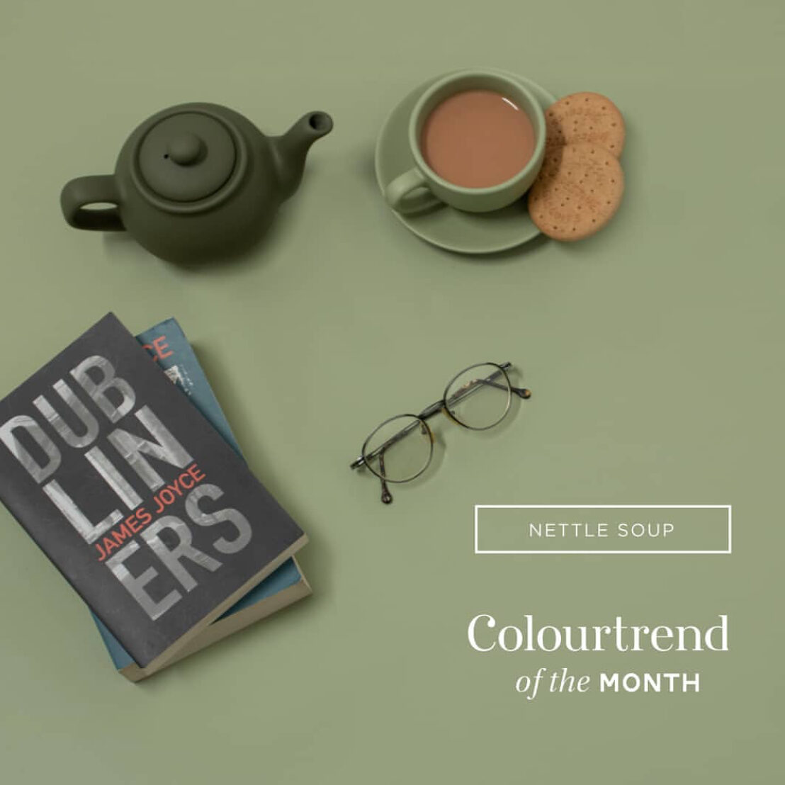 Colourtrend color of the month March 2020