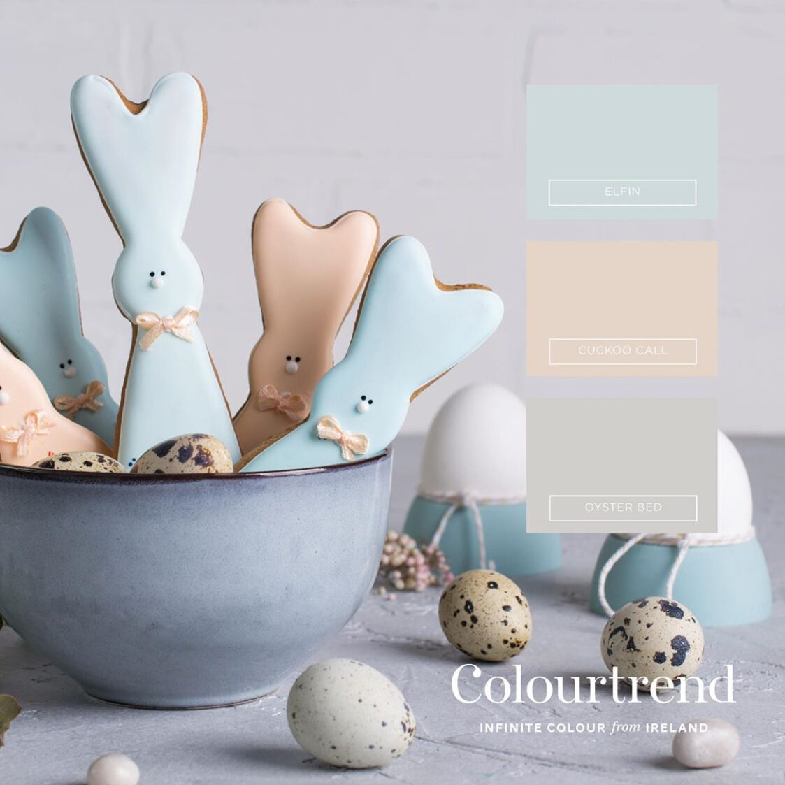 Colourtrend Easter Colors