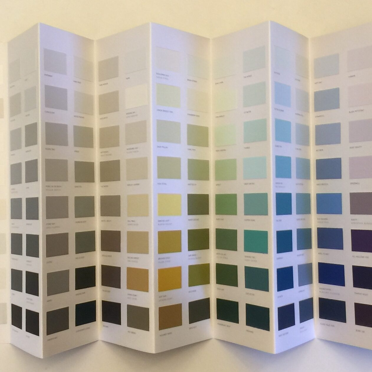 Curator Paint Collection