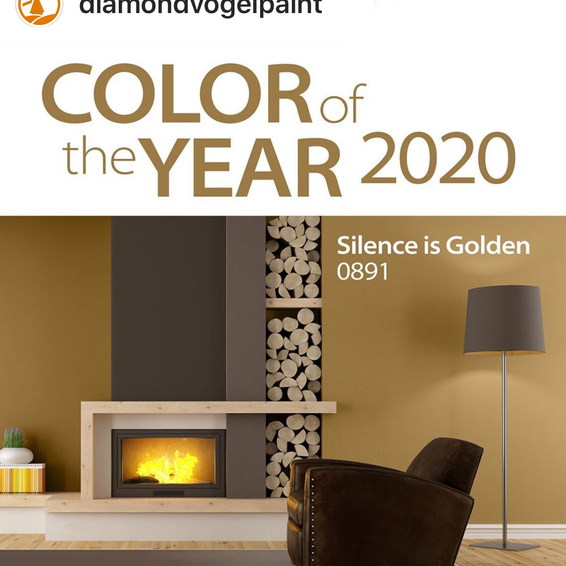 Diamond Vogel's Color of 2020