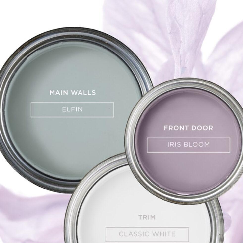 Colourtrend Exterior Color Scheme