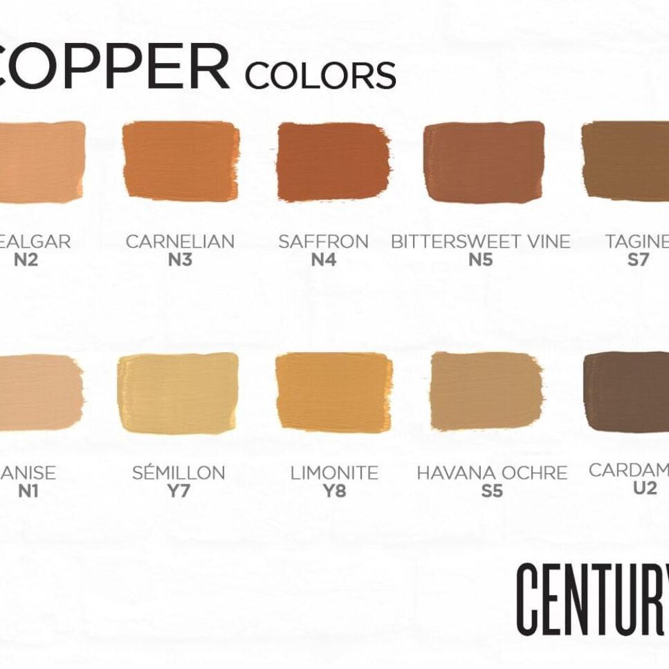 Century Paint Copper