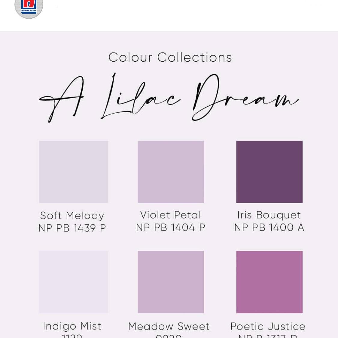 Nippon Paint Violet