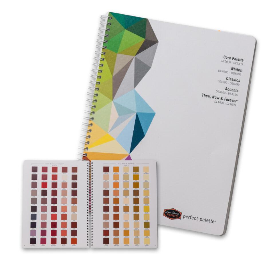 Dunn Edwards Color Palette